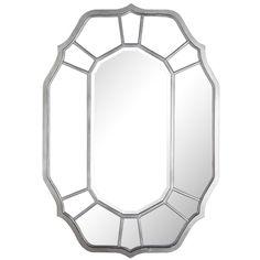 Pier 1 Hayworth Octagonal Mirror
