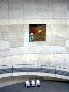 Naoshima Contemporary Art Museum TADAO ANDO