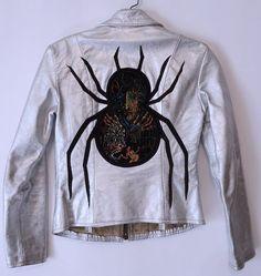 East West Musical Instruments jacket, spider