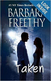 Taken (Deception) by Barbara Freethy.  Cover image from amazon.com.  Click the cover image to check out or request the suspense and thrillers kindle.