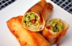 Guaquitos – Guacamole Taco Rolls