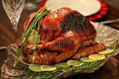 Sangria turkey glaze