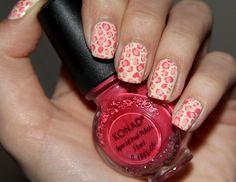 nail polish, animal print fashion, anim print, nail arts, leopard nails