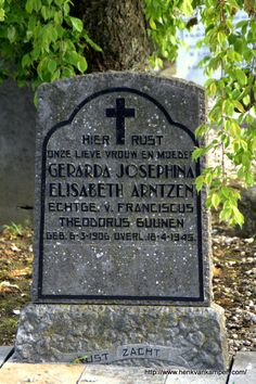 Tombstone Tuesday: Arntzen #genealogy #familyhistory