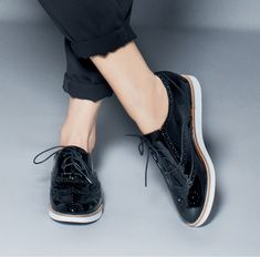 shoes for women: Frankie (black) by ShoeMint