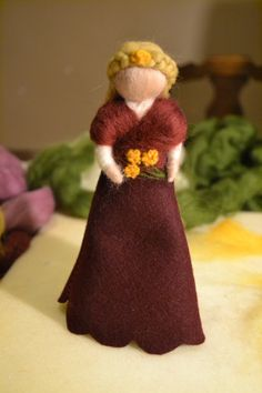 Magic Wool Fairy Tutorial
