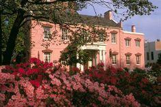 Pink House, Savannah Georgia