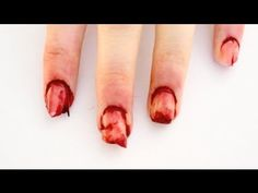 ▶ MY NAILS ARE RUINED!!! These are fabulously painful looking!