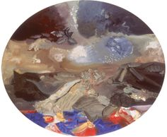 'Winter' by Maurice Cockrill, 1990. This oil painting from the Walker Art Gallery's collection is available as an e-card:  http://www.liverpoolmuseums.org.uk/ecards/write-card.aspx?card=159725&set=5439