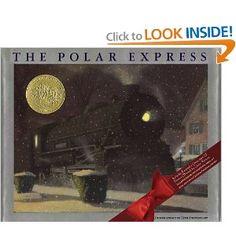 The Polar Express, by Chris Van Allsburg