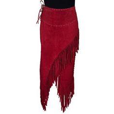 Scully Women's Fringe Skirt
