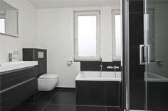 Moderne badkamers on pinterest duravit vans and modern bathrooms - Moderne badkamer met ligbad ...