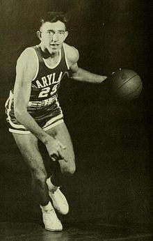 Gene Shue, NBA Allstar: Baltimore native