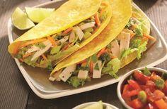 Gluten-Free Soft Turkey Tacos