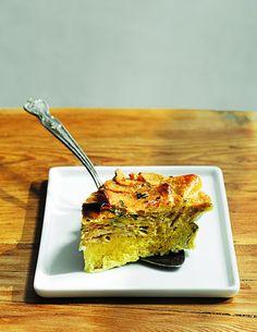 Potato Chip Omelet Recipe