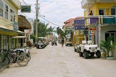 San Pedro Ambergris Caye, Belize