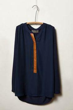 blouses, boyfriend jeans, cloth, anthropologie, farrah henley