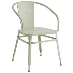 Weldon Dining Chair - Antique White