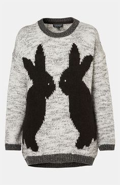 Topshop bunny sweater