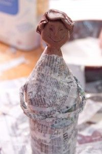 How to make your first art doll | Magazines.com #DIY