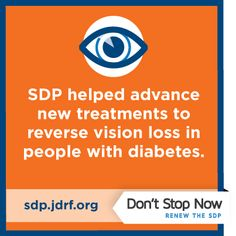 Diabetes Program (SDP) has already and will continue to advance ...