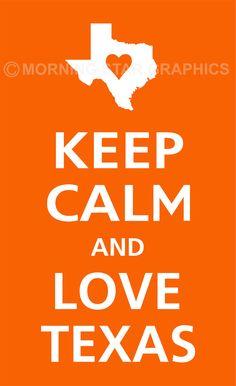 love texas!!!!!