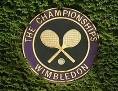 And so it begins... Wimbledon starts today!