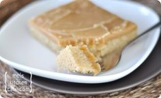 Peanut Butter Texas Sheet Cake-from Mel's Kitchen Cafe