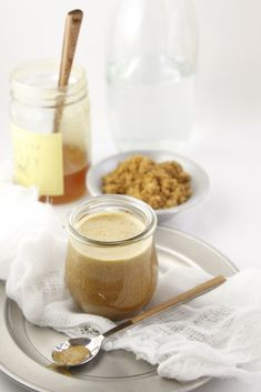 Brown Sugar Mustard Glaze www.bellalimento.com