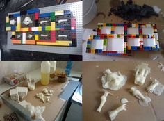 Molding process in progress by tartaucitron on deviantART