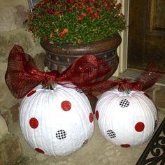 Alabama Crimson Tide pumpkins