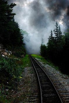 Into the Mystic, Alaska  photo via coffey