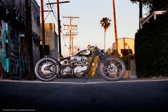 Powerplant Panhead