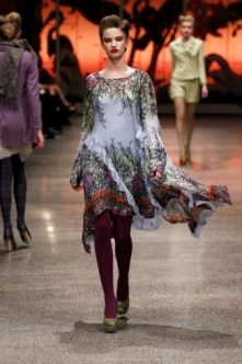 Flowing In The Breeze Dress by Trelise Cooper