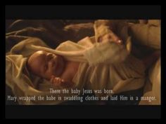 "The Christmas Story   ""Birth of Jesus Christ""   Silent Night  Music by LDS David Archuleta with subtitle of the bible story"