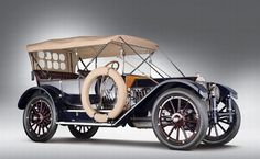 1912 Oldsmobile Limited Five-Passenger Touring Car.
