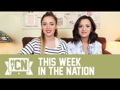 New NeW NEW episode of #ThisWeekinTheNation is up! Check it out and comment which story was your favorite below! xo (PS see ya Friday for another new epsidoe!)