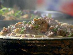 St. Patrick's Linguine Recipe : Guy Fieri : Food Network