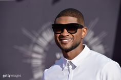 Recording artist Usher attends the 2014 MTV Video Music Awards at The Forum on August 24, 2014 in Inglewood, California. (Photo by Frazer Harrison/Getty Images)