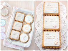 Galletas comunion_Caramel Cookie