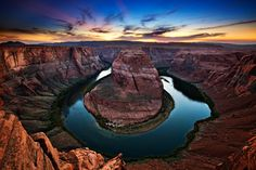 Wow!!! horsesho bend, bucket, adam schallau, colorado, horseshoes, national parks, rivers, place, grand canyon
