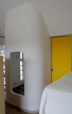 Le Corbusier's apartment