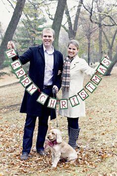 Christmas photo idea.