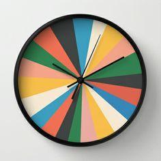 It's Always The Sun Wall Clock by Galitt - $30.00
