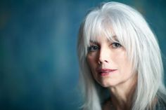 Emmylou Harris - don't know how she makes this work but it does