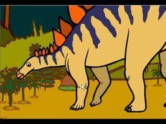 Le dictionnaire sur les dinosaures - Le Stegosaure - Genikids