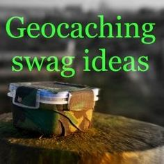 What to Put in a Geocache