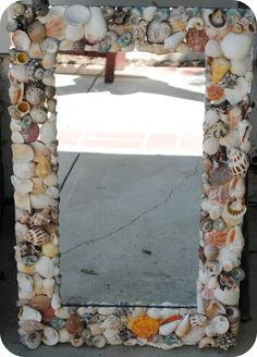tutorial on how to make a shell mirror