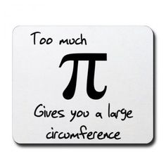 For the math teacher with a sense of humor.