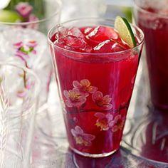 teas, summer drink recipes, summertime drinks, cocktail, iced tea, tea recipes, vodka, refreshing summer drinks, hibiscus tea